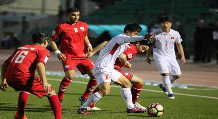 Afghanistan 1-1 Việt Nam: Tạm hài lòng!
