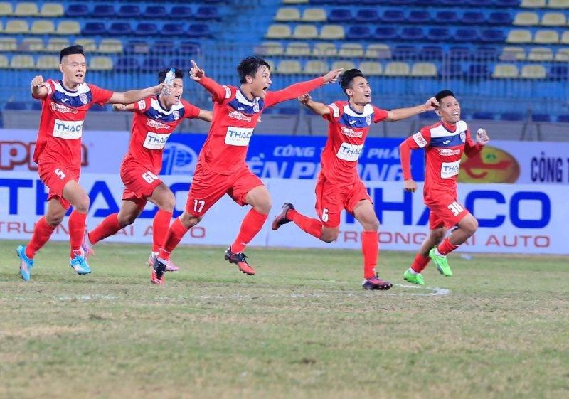 SHB U0110 U00e0 N U1eb5ng Than Qu U1ea3ng Ninh L U1ea7n U0111 U1ea7u L U00ean U0111 U1ec9nh Football