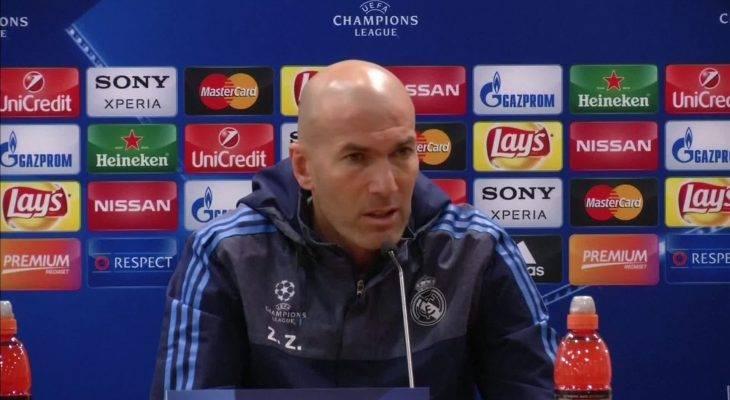 """HLV Zidane: """"Từ khủng hoảng không bao giờ tồn tại đối với tôi"""""""