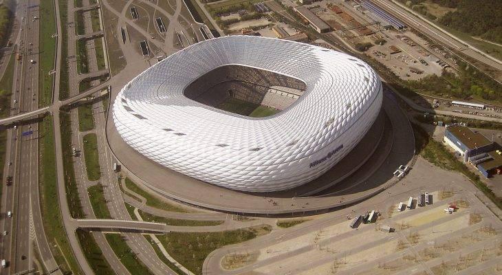 Nước Đức chạy đua đăng cai VCK Euro 2024