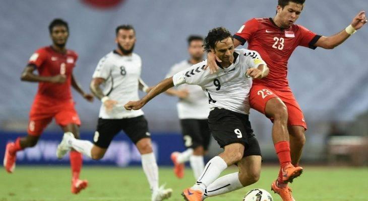Top 5 cầu thủ tiêu biểu của ĐT Afghanistan