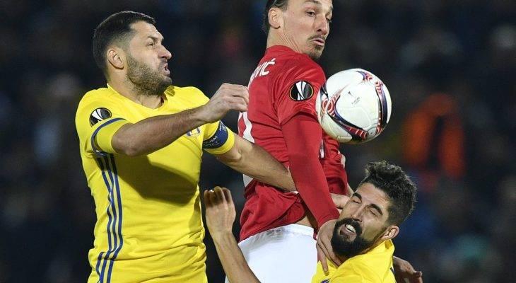 Rostov 1-1 Man United: Lợi thế nhỏ cho quỷ đỏ