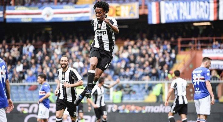 Sampdoria 0-1 Juventus: Sự lì lợm của nhà vua
