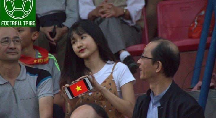 Những khoảnh khắc ở trận ĐT Việt Nam 1-1 Đài Bắc Trung Hoa