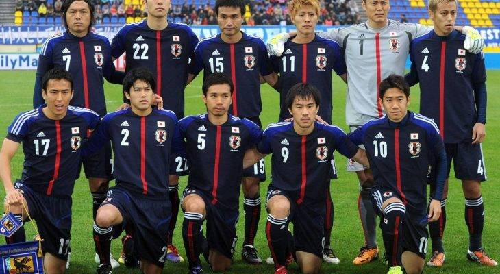 Đội tuyển Nhật Bản công bố danh sách triệu tập