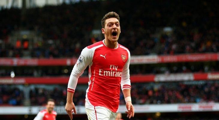 Oezil vắng mặt ở đại chiến Arsenal – Liverpool
