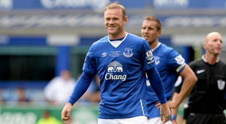 """Wayne Rooney: """"Cảm giác khi lại một lần nữa ghi bàn cho Everton thật tuyệt"""""""