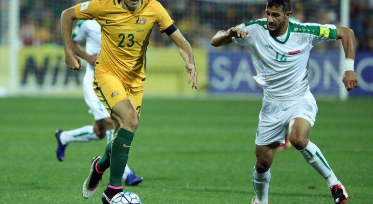 Đội tuyển Australia công bố danh sách tham dự vòng loại World Cup 2018