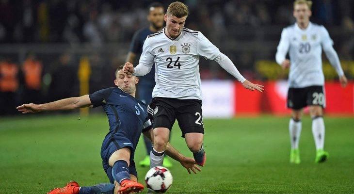 Azerbaijan 1-4 Đức: Vững chắc ngôi đầu bảng