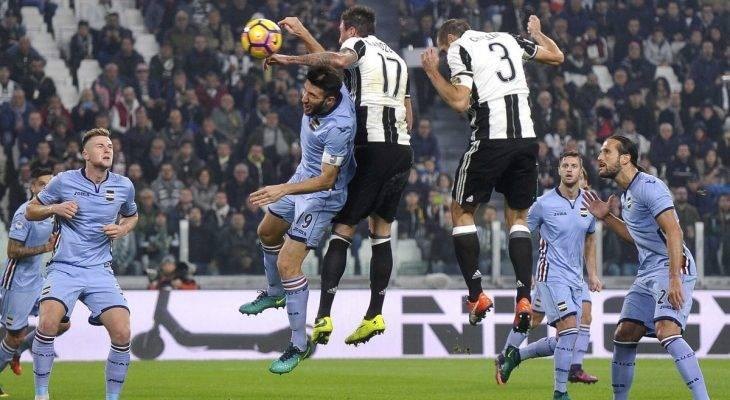 Vòng 29 Serie A: Sampdoria – Juventus: 3 điểm cho đội khách?