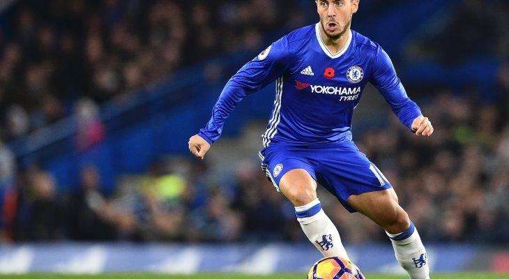 Khước từ Real Madrid, Hazard quyết ở lại Chelsea
