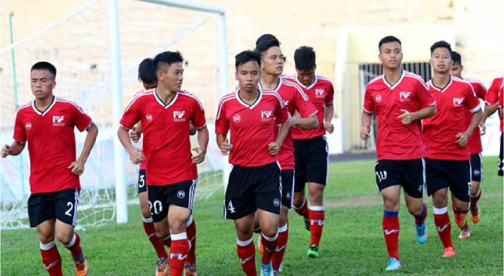 Khai mạc giải U19 Quốc Gia năm 2017