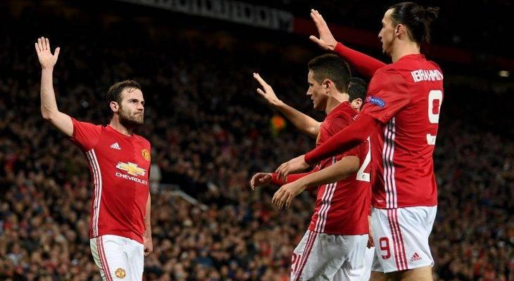 Man United 1 – 0 Rostov FC : Dễ dàng đi tiếp