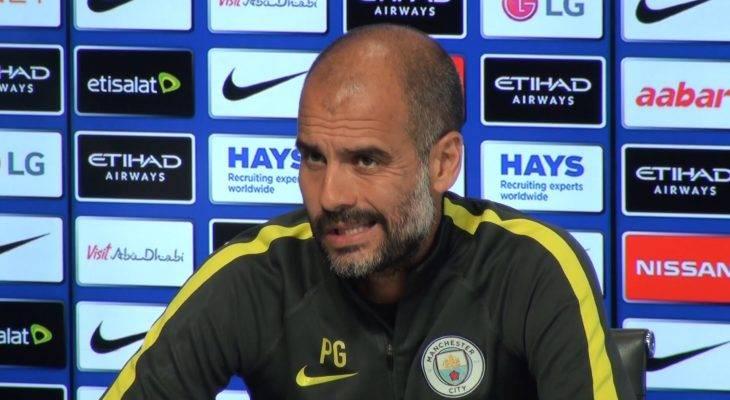 """Pep Guardiola: """"Man City cần cải thiện khả năng dứt điểm"""""""