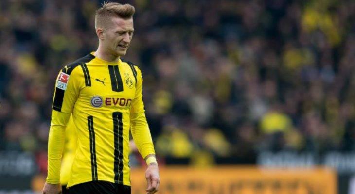 Dortmund lại méo mặt vì chấn thương của Marco Reus