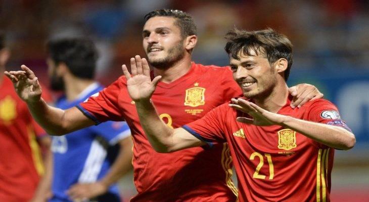 Pháp 0-2 Tây Ban Nha : Bò tót gầm vang