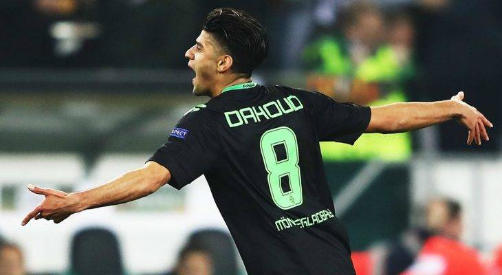 Borussia Dortmund chiêu mộ thành công Mahmoud Dahoud