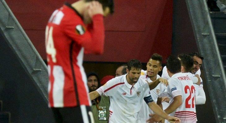 Đấu muộn vòng 25 La Liga: Sevilla tạo ra cuộc đua tam mã, Atletico hụt hơi