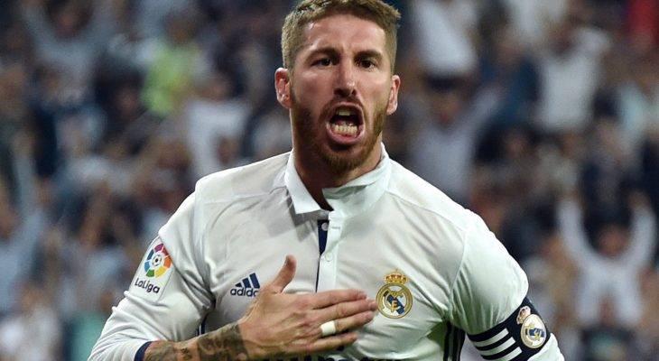 Real Madrid 2-1 Real Beltis: Lại là Ramos