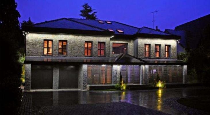 Chiêm ngưỡng ngôi nhà đẹp như mơ của Zlatan Ibrahimovic