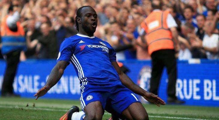 Victor Moses gia hạn hợp đồng với Chelsea