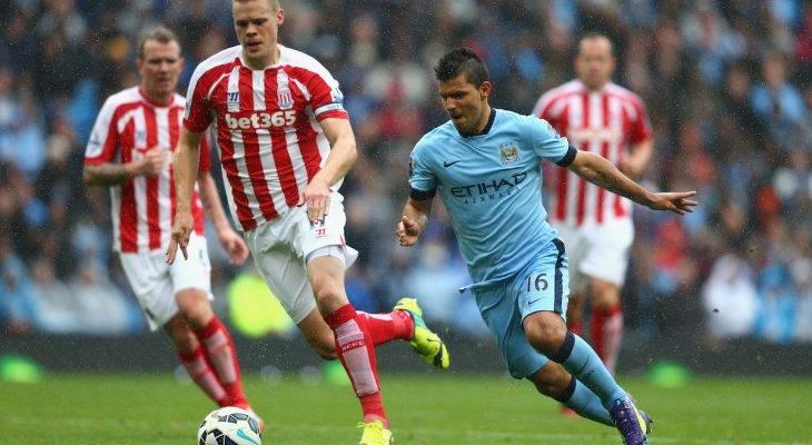 Manchester City 0-0 Stoke: Bế tắc