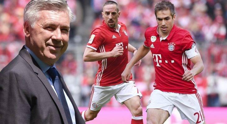 """HLV Carlo Ancelotti: """"Hôm nay là một ngày tốt đẹp đối với chúng tôi"""""""