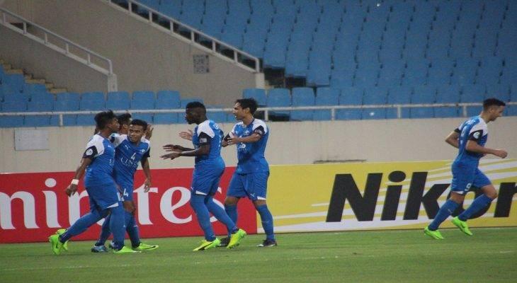 Than Quảng Ninh 4-5 Home United: Plazibat tiễn chủ nhà rời giải