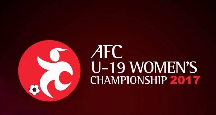 Bốc thăm chia bảng VCK U19 nữ châu Á 2017