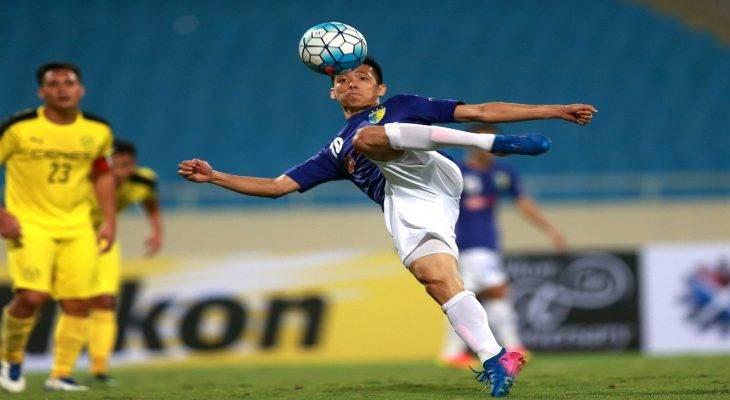 Tampines Rovers 1-2 Hà Nội FC: Vững vàng ngôi đầu