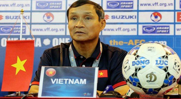 """HLV Mai Đức Chung: """"Trong bảng D không có đối thủ nào yếu"""""""