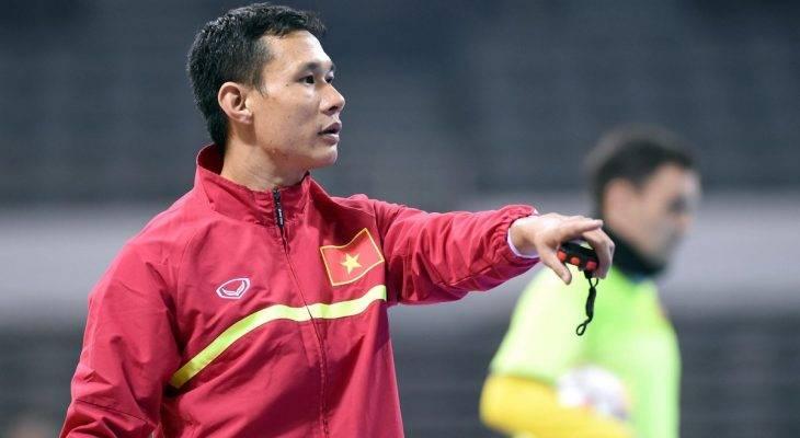 """HLV Bảo Quân: """"Đội U20 Futsal Việt Nam rất triển vọng"""""""