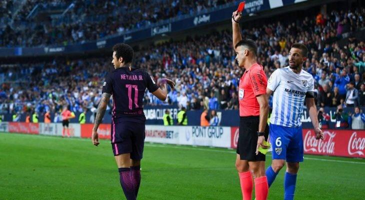 Malaga 2 – 0 Barcelona: Gục ngã tại La Rosaleda