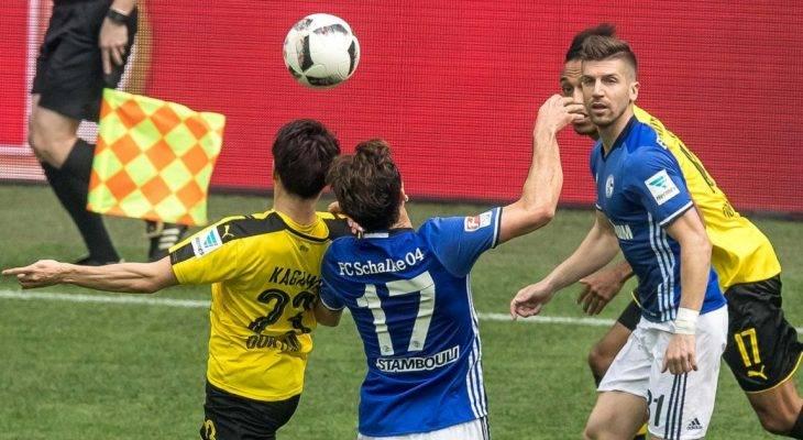 Schalke 04 1-1 Borussia Dortmund: Nhạt nhòa