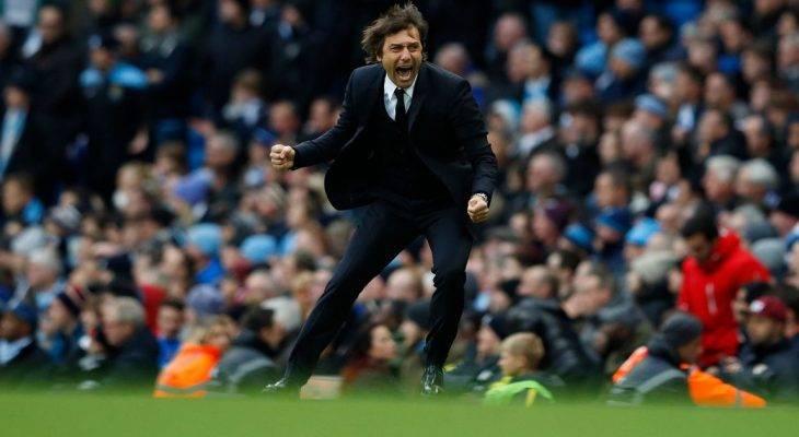 Everton 0-3 Chelsea: The Blues tiến đến ngôi vô địch