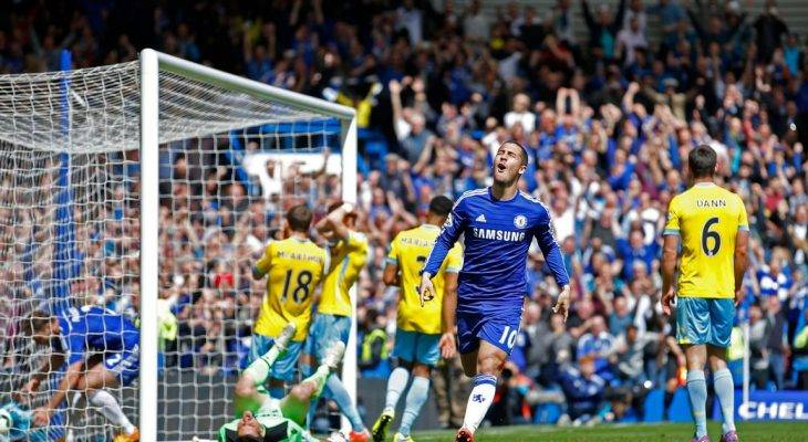 Chelsea 1-2 Crystal Palace: Virus FIFA đánh sập Stamford Bridge
