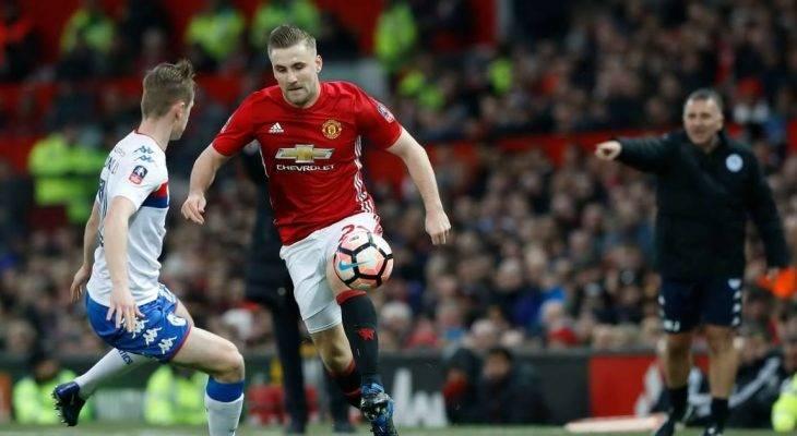 """Luke Shaw: """"Rất khó để đánh bại Manchester United tại Europa League"""""""
