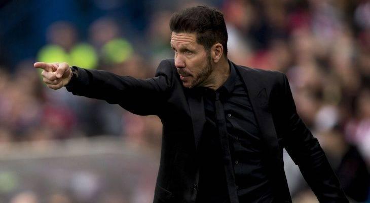 """Simeone: """"Tôi có thể khen mãi các cầu thủ của mình"""""""
