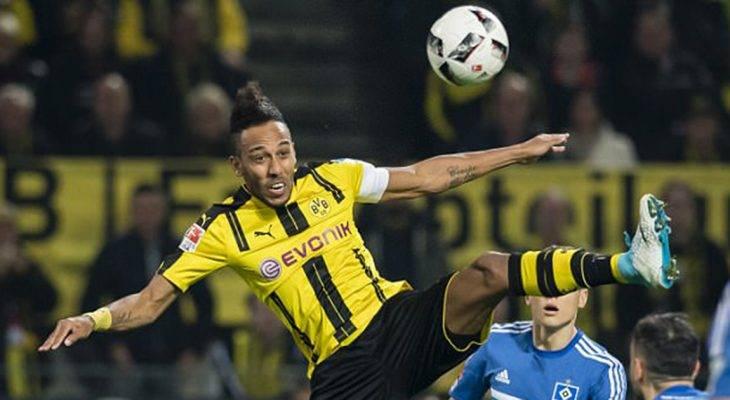 Dortmund thắng đẹp Hamburg để áp sát top 3