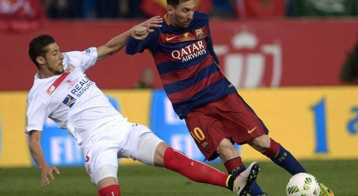 Barcelona 3-0 Sevilla: Kết quả sớm được an bài sau hiệp 1