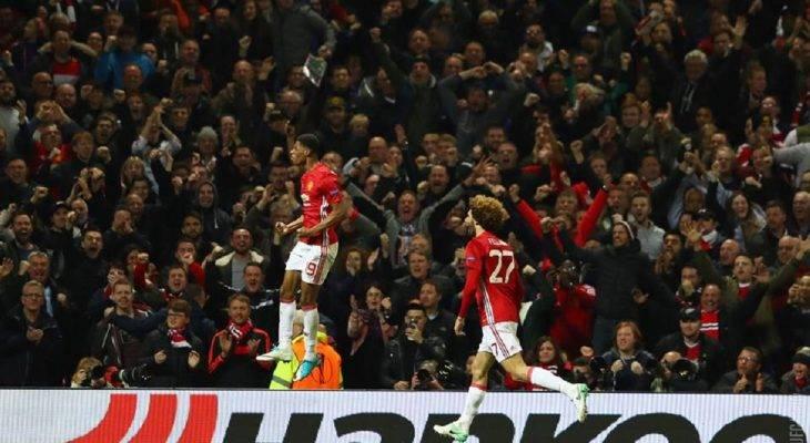 Man United 2-1 Anderlecht: Sức mạnh của bầy quỷ