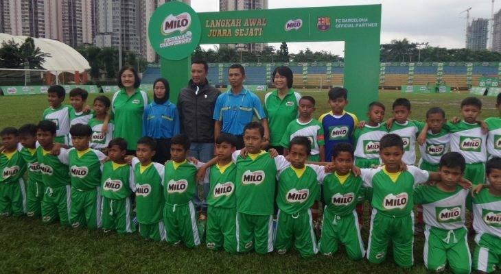 Indonesia cho các tài năng nhí tới Barcelona tập huấn