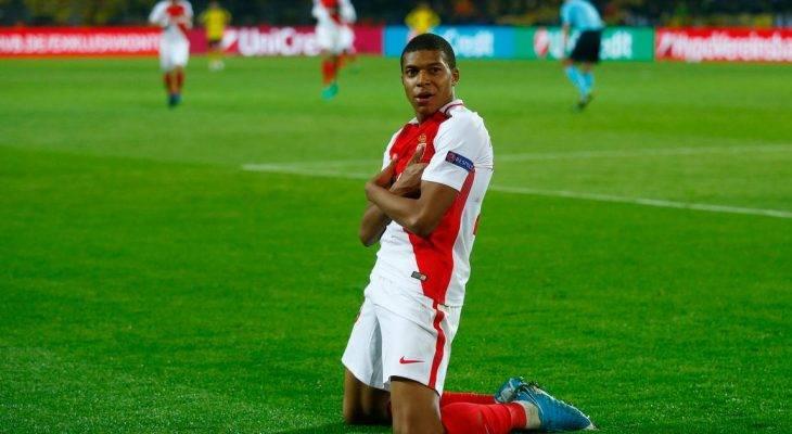 Mbappe giành giải Golden Boy năm 2017