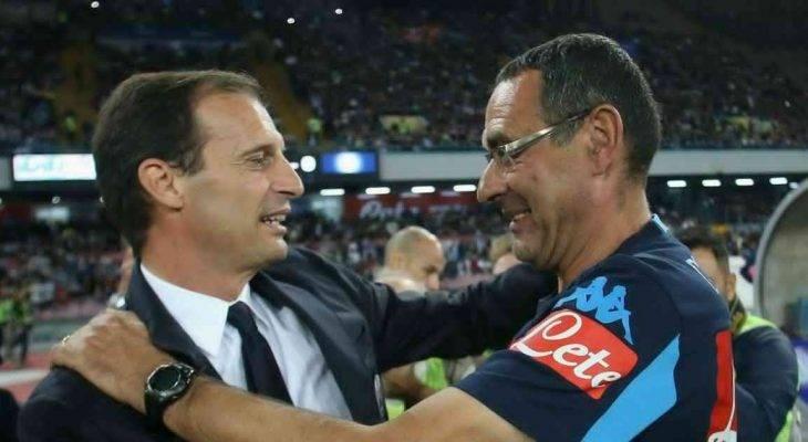 """HLV Maurizio Sarri: """"Khoảng cách giữa Napoli và Juventus đã được thu hẹp"""""""
