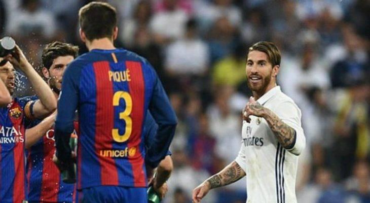 """Ramos: """"Tôi vỗ tay vì Pique là thằng hèn"""""""