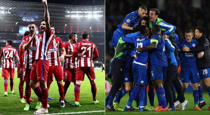 1h45 ngày 13/4: Atletico Madrid – Leicester City: Khó đoán