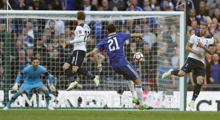 """Nemanja Matic: """"Bàn thắng tại Wembley không phải bàn đẹp nhất của tôi"""""""