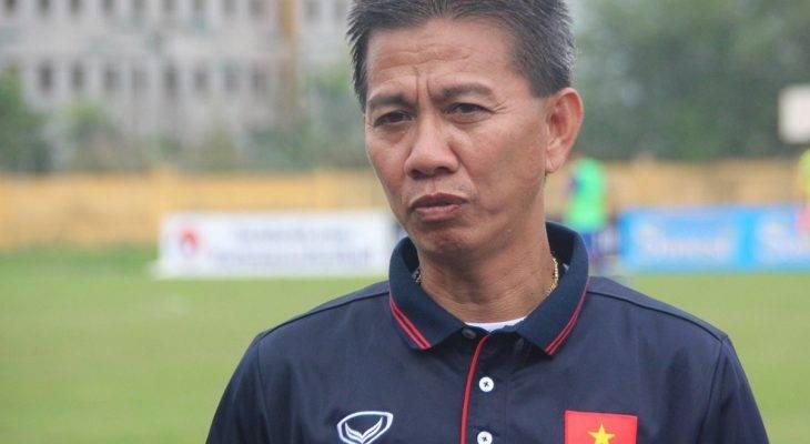 HLV Hoàng Anh Tuấn mong U18 Việt Nam vào chung kết