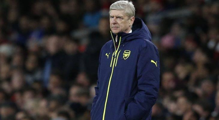 """Arsene Wenger :""""Mục tiêu hàng đầu của chúng tôi là top 4″"""