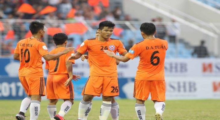 Vòng 12 V-League : SHB.Đà Nẵng bị cầm chân, Hà Nội FC hòa thất vọng